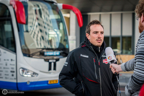 Team Giant-Alpecin in Utrecht