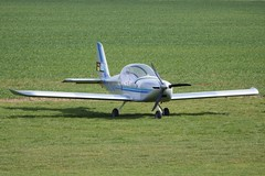 G-CEAM ~ 2015-03-21 @ Wellesbourne (2) (www.EGBE.info) Tags: airplane aviation planespotting airplanepictures generalaviation ev97 airplanephotos wellesbourneairfield evektoraerotechnik aircraftpictures egbw gceam aircraftpix cvtwings davelenton 21032015