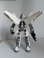 Sentinel class mk III mobile suit (Loysnuva) Tags: robot lego system gundam mecha moc mobilesuit loys nuva bionifigs loysnuva