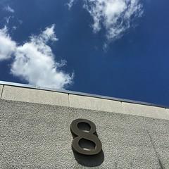 #Building8 #BuildingsOfJSC #JSC #NASAIntern #NASA #clouds