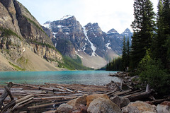 Moraine Lake (ashleyk.wiebe) Tags: banffnationalpark morainelake canada alberta