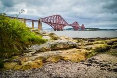 Forth Road Bridge (ola_er) Tags: bridge forth road dalmeny unesco scotland