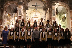 Cleveland Singing Angels (KHM Travel Group) Tags: etw encompass world travel italy rome bill coyle pope leaning tower pisa singing angels
