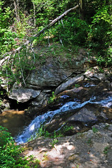 CUPID FALLS 1 (KayLov) Tags: vacation travel mountains ga georgia camping creek river waterfall running flowing moving rushing cupid falls young harris rocks