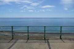 Sky & Sea & Iron & Concrete. . . (Elsie esq.) Tags: englishchannel ovingdean sea seagulls steps sussex