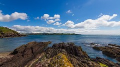 Ireland Timelapse 1080p (Baffango) Tags: ireland timelapse landscape beach sun wide eangle