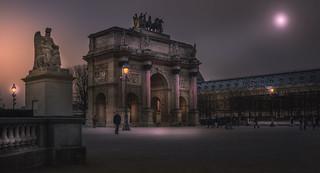 Paris, near Louvre