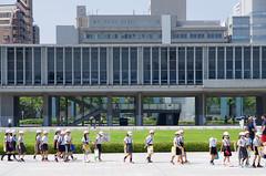 Hiroshima Peace Memorial Museum (ELCAN KE-7A) Tags: japan museum memorial peace pentax hiroshima   2016     k5s