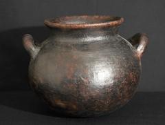 Zapotec Pot Yojuela Oaxaca Mexico (Teyacapan) Tags: oaxacan mexican pottery pots ceramics folkart crafts zapotec yojuela miahuatlan