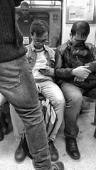 MetroCosas (Mar Cifuentes) Tags: chile subway gente metro subte santiagodechile