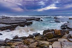 Turimetta, Sydney, Australia (darrinwalden Photography) Tags: australia sydney turimetta sony sonyalpha ocean gutter rocks waves clouds coast