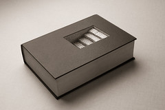 Theme 33 in 52 in 2016 Challenge: books [explored] (isabelle.puaut) Tags: book black white chema madoz