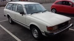 1981 Toyota Carina 1600 Deluxe Estate (micrak10) Tags: toyota carina 1600 deluxe estate