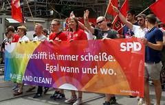 Frankfurt, Christopher Street Day 2016 (HEN-Magonza) Tags: germany deutschland hessen frankfurt hesse christopherstreetday