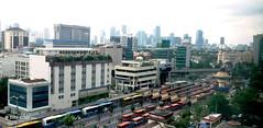 20160703_164158 (MYW_2507) Tags: skyline cityscape skyscrapers jakarta highrises blokm kebayoranbaru