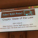 Crypto: State of the Law at DEF CON 24