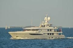 Were Dreams (jelpics) Tags: wd weredreams yacht boston bostonharbor bostonma harbor massachusetts ocean port sea boat ship vessel