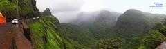 Panorama 3 (Prof.Suresh G. Isave) Tags: varandha onedaytrek tourists attractions near pune maharashtratourism monsoon spots rainy bhor
