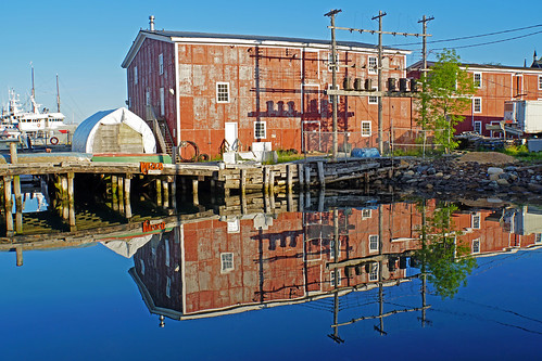 NS-01433 - Waterfront Buildings