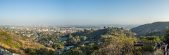 Los Angeles City View (Anthony Kernich Photo) Tags: losangeles california ca usa america city downtown basin cityscape cityview valley hollywoodbowl lookout panorama wideangle hollywood stunning view la flickr geotagged flickrheroes wow buildings vacation olympusem10 omd microfourthirds camera