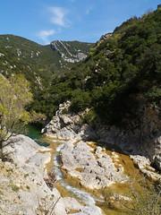 Gorges de Galamus (Niall Corbet) Tags: france languedoc roussillon aude gorgesdegalamus gorge canyon limestone river