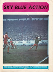 Coventry City vs Grimsby Town - 1973 - Page 9 (The Sky Strikers) Tags: coventry city grimsby town highfield road sky blue official magazine fa cup to wembley 8p