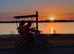 Gasmetro (crismdl) Tags: brasil brazil brsil fimdetarde gasmetro guaba lagoguaba pedalinho poa pordosol portoalegre prdosol riograndedosul rioguaba rs sun sunset