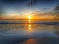 High Tide Sunrise Ocean View Horizon Horizon Over Water Sunrise_sunsets_aroundworld (Luvbucs2&@yahoo) Tags: hightide sunrise oceanview horizon horizonoverwater sunrisesunsetsaroundworld