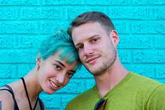 Kelsey & Jay (Poupetta) Tags: strangers kelsey jay portland