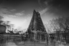 (ayashok photography) Tags: ayp8340 mylapore kabalieshwar temple mylai kabali gopuram tower multipleexposures multiple sandwich ayashok ayashokphotography nikon nikond810 cwc chennaiweekendclickers india indian bharath desi desh barat barath bharat asia asian