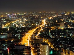 Light Trails, Lebua State Tower