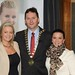 Showtel Mary Kennedy and Louisa Connolly, alcohol.ie and Stephen McNally, IHF President