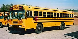 MISSOURI BLUE BIRD BUS- HOUSTON R-1 SCHOOL DISTRICT
