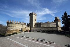 Vigoleno (Bluesky71) Tags: walls mura borgo piacenza emiliaromagna vigoleno vernasca belitalia