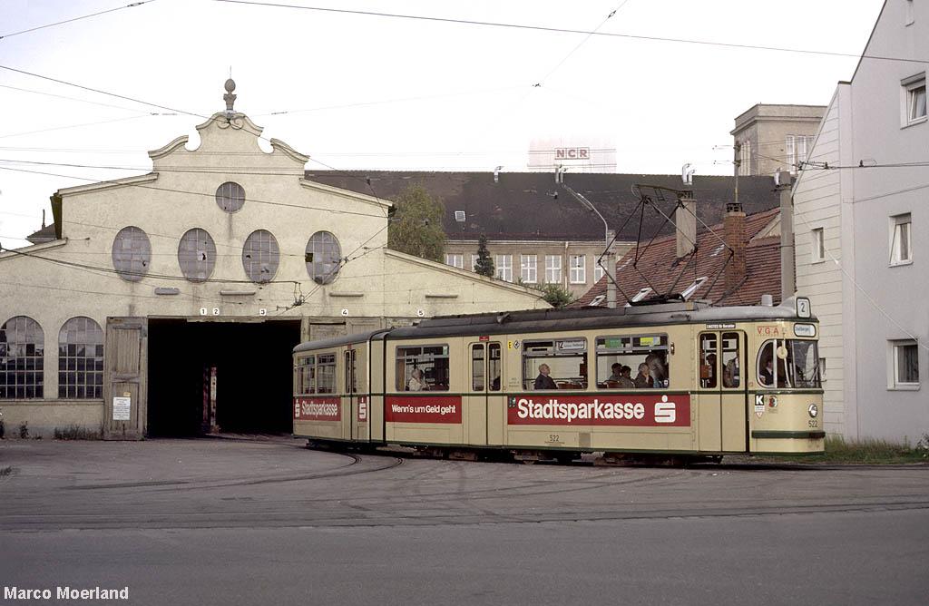 The world 39 s best photos of end and strassenbahn flickr for Depot esslingen