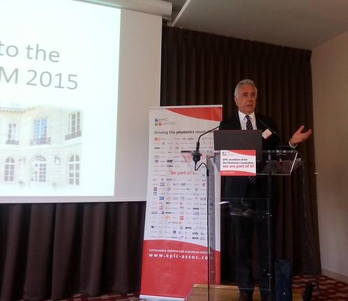 EPIC AGM 2015 speaker Drew Nelson