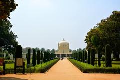 DSC_0056 (drs.sarajevo) Tags: india karnataka srirangapatnam gumbaz mausoleumtipusultan