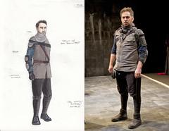 Macduff--battle mode