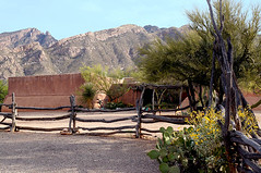 DeGrazia Gallery in the Sun (DeGrazia Gallery in the Sun) Tags: arizona ted colors architecture artist gallery desert artgallery tucson paintings az adobe oil degrazia catalinas paletteknife ettore nationalhistoricdistrict galleryinthesun