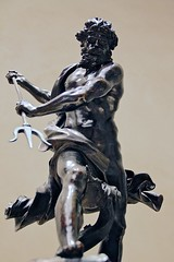 Neptune (tatsuya.ouchi) Tags: california sea sculpture usa motion rome art history metal museum bronze america naked la losangeles movement italian power god traditional culture historic collection massive figure getty gloss baroque powerful neptune luster trident cultual baroquestyle