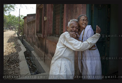 Happyness (Plabon Das) Tags: people love happy culture oldpeople bengal oldage bangla eternal eternallove ruralbengal oldagelove happyoldage ruralbengalpeople bengalculter