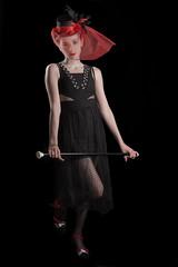 DSC_3671- (nathalie.rubio) Tags: portrait cabaret