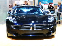Fisker (2012) (Transaxle (alias Toprope)) Tags: auto classic cars beauty car vintage nikon european power saxony leipzig historic international exotic ami coche soul classics oldtimer bella autos macchina coches alternative 2012 toprope exotics automobil edrive