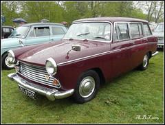 Morris Oxford Estate   1966 (Alan B Thompson) Tags: car lumix suffolk picasa samsung vehicle ipswich 2015 fz72