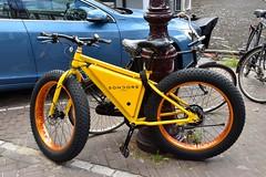 Sondors eBike (FaceMePLS) Tags: amsterdam bike bicycle nederland thenetherlands streetphotography fiets tweewieler straatfotografie strandcruiser facemepls nikond5500