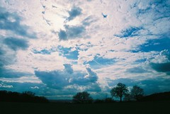 Clouds from Oxleas Meadow (Matthew Huntbach) Tags: clouds eltham oxleas se9