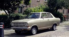 Opel Kadett B 1971 (XBXG) Tags: auto old b holland classic netherlands car vintage germany deutschland 1971 automobile nederland voiture german allemagne paysbas opel deutsch ancienne kadett duits opelkadett nieuwerbrug allemande opelkadettb 8658rx