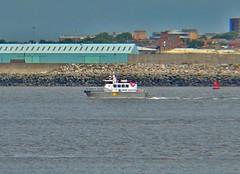 Porth Eilian (GB) (Kay Bea Chisholm) Tags: water wallasey promenade egremont liverpool ship rivermersey hsc highspeedcraft eilian porth