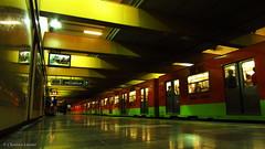 C.N.C.F. NM-79   Chilpancingo L-9 (Christian Linarez) Tags: stcmetro stc metrodf metro linea9 chilpancingo nm79 cdmx