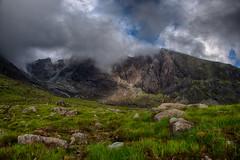 Coire Lagan, Isle of Skye, Scotland (erwinberrier) Tags: coirelagan isleofskye skye scotish scotishhighlands scotland landscape highlands mountains